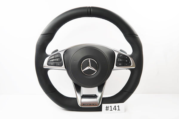 New Mercedes-Benz C CLS E Class Steering Wheel With Airbag | A1664601118 | A0008602800 | #141
