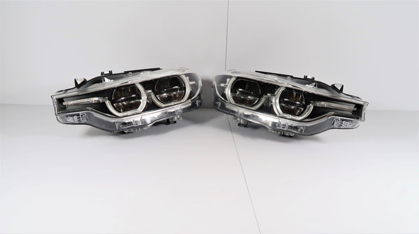 New BMW Headlights | 453491-01 | 453492-01 (fix)