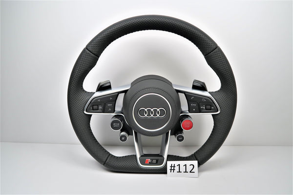 New Audi R8 Steering Wheel | 32307847606 | 32307845798 | #112