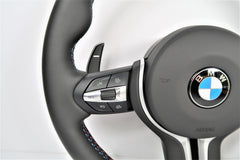 New BMW M135 / M235 / M3 / M4 Steering Wheel With Airbag | 32307847606 | 32307845798 | #129