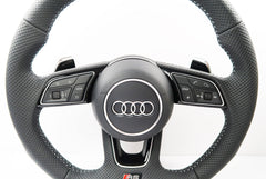 New Audi A3 / S3 / A4 / S4 / A5 / S5 Steering Wheel With Airbag | 8W0419091 | 8W0880201 | #137