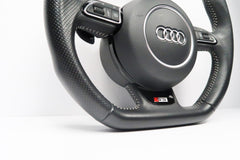 New Audi A1 / S1 / A3 / S3 / RS3 / Q3 / RSQ3 Steering Wheel | 8K0419091AB | 8K0880201N | #85