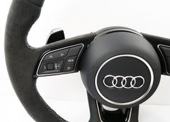 New Audi A4 / S4 / A5 / S5 Steering Wheel With Airbag | 8V0419091CD | 8S0880201B | #140