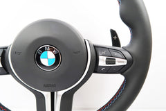 New BMW M135 / M235 / M3 / M4 Steering Wheel With Airbag | 32307847606 | 32307845798 | #132