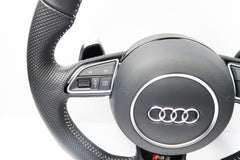 New Audi A1 / S1 / A3 / S3 / RS3 / Q3 / RSQ3 Steering Wheel | 8K0419091AB | 8K0880201N | #80