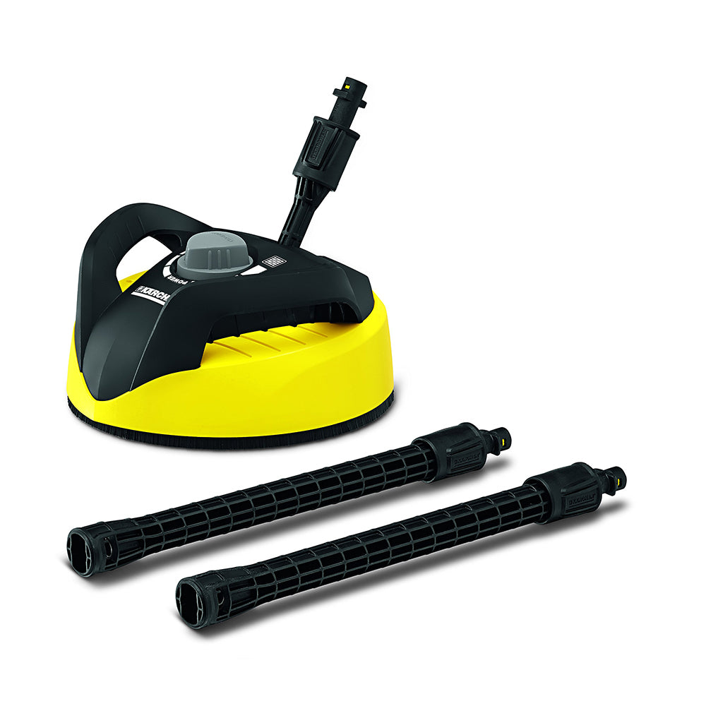 Karcher T300 Hard Surface Cleaner accessory for Karcher Electric Power Pressure Washers for Deck, Driveway, Patio, Tool Accessory