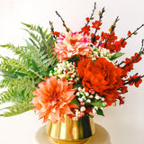 Imperial Prosperity Artificial Flower Arrangement