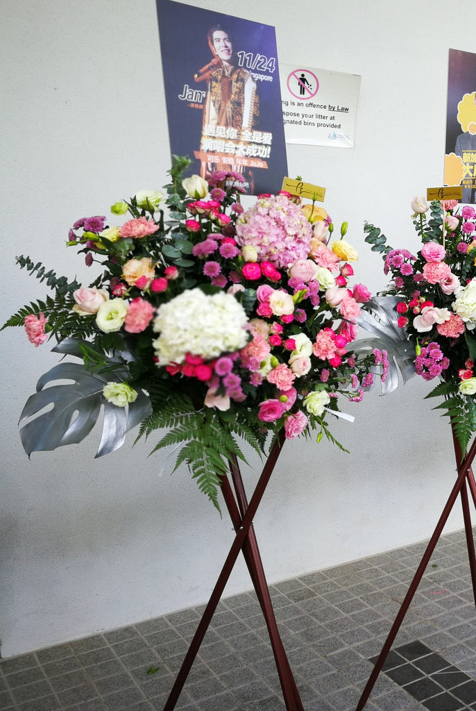 Passion Congratulatory Flower Stand