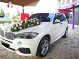 Wedding Car Decoration - Flower Bar (3ft)
