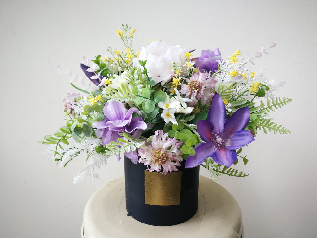 Enchanted Glory Artificial Flower Arrangement