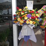 Upturn Congratulatory Flower Stand