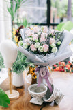 Pastel Flower Bouquet