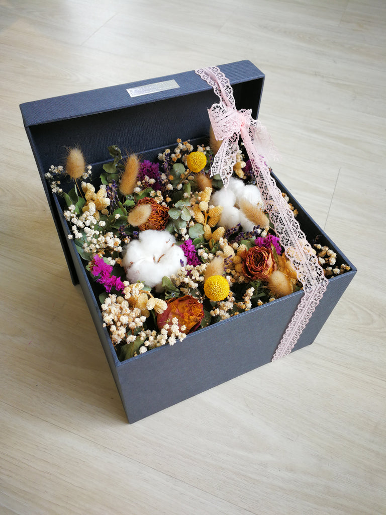 Autumn Sonata Dry Flower Box
