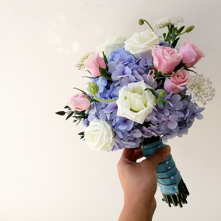 She's the one ROM Bridal Bouquet