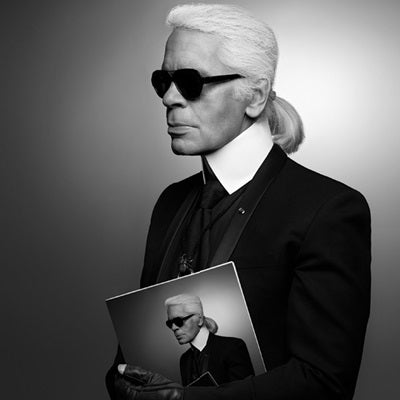 The fashion world mourns the death of Karl Lagerfeld