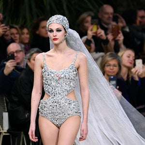 Last Chanel Haute Couture by Karl Lagerfeld