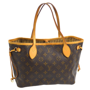 Louis Vuitton Monogram Neverfull Bag  best price