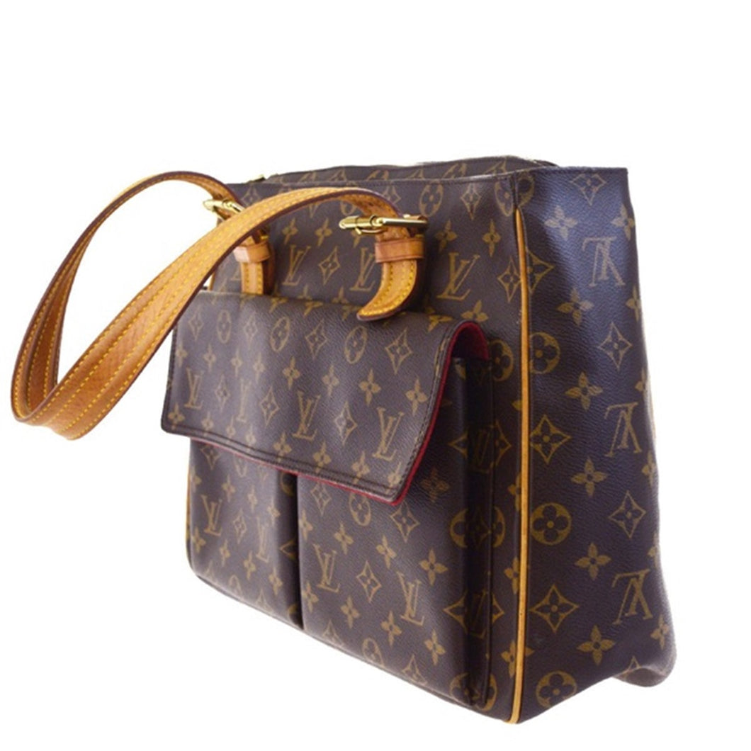 Louis Vuitton Multipli Cite Shoulder bag the real real best price