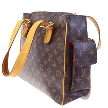 Multipli Cite Monogram Canvas Brown Leather Tote, Louis Vuitton Christmas gift