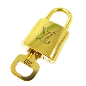 Authentic Louis Vuitton Padlock