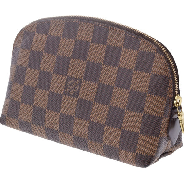 Louis Vuitton Damier Ebene Cosmetic Pouch