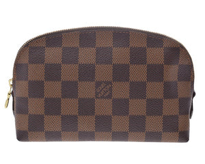 Louis Vuitton Damier Ebene Cosmetic Pouch on sale
