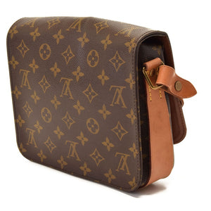 Louis Vuitton Monogram Cartouchiere