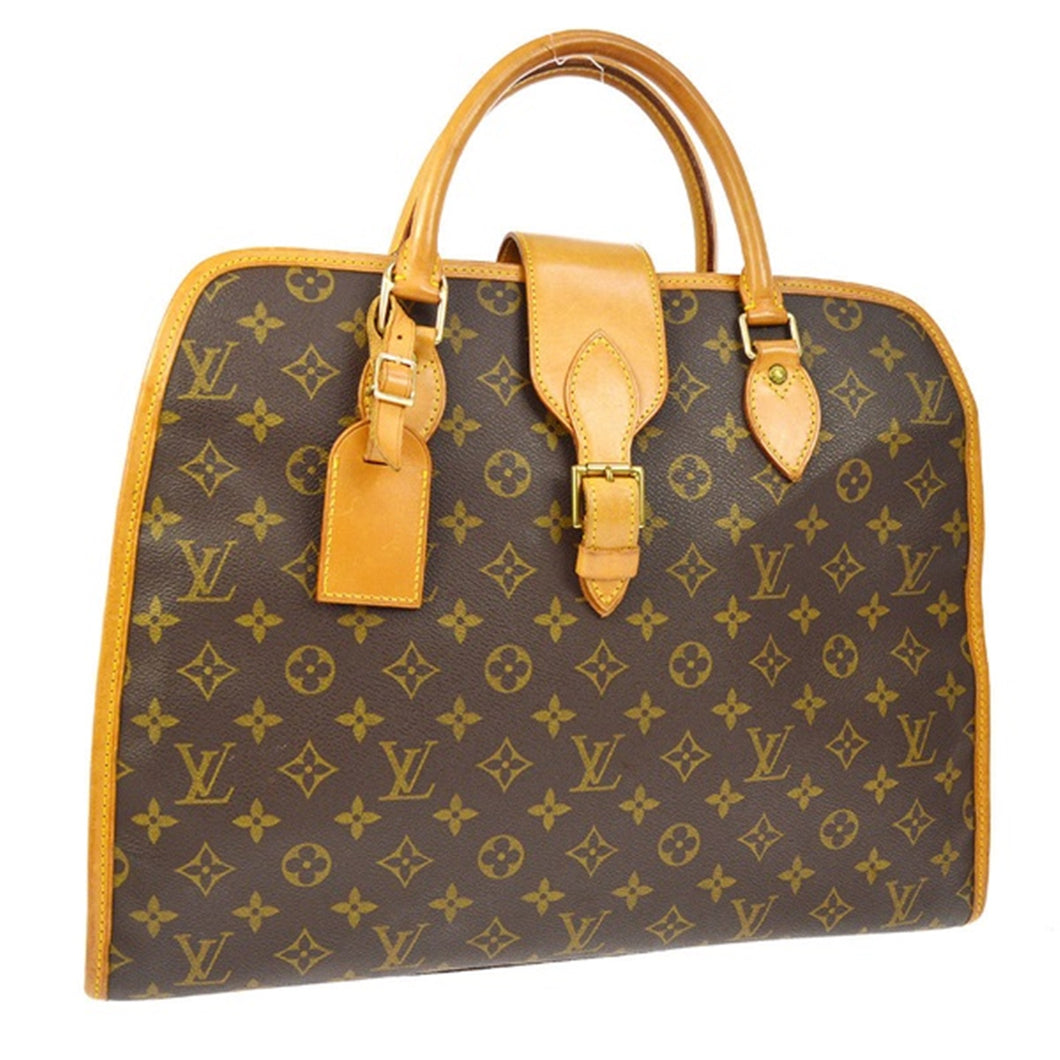 Authentic Louis Vuitton Soft Briefcase Rivoli