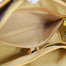 LOUIS VUITTON Monogram Rivoli Briefcase, Louis Vuitton men's brown and tan monogram coated canvas Rivoli Briefcase
