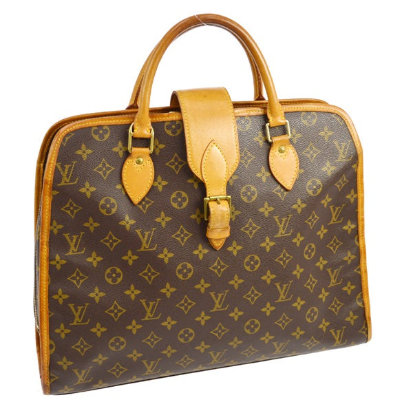 Louis Vuitton Rivoli Soft Briefcase