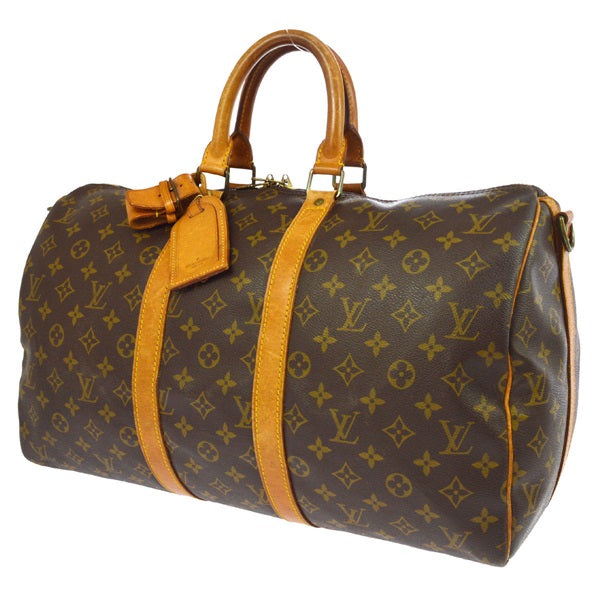 Louis Vuitton Keepall 45 Bandouliere 2way