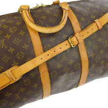 Louis Vuitton Keepall 55 Bandouliere 2way