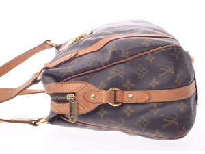 Louis Vuitton Stresa Monogram Brown Shoulder Bag
