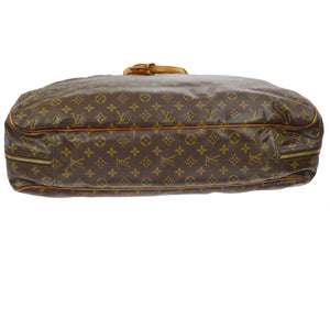 LOUIS VUITTON ALIZE 24 HEURES  TRAVEL HAND BAG the real real