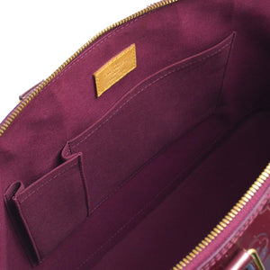 Louis Vuitton Vernis Alma GM HandBag