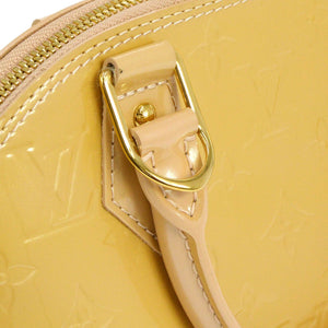 Authentic LOUIS VUITTON Vernis Alma BB