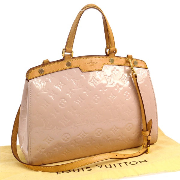 Louis Vuitton Vernis Brea MM 2Way