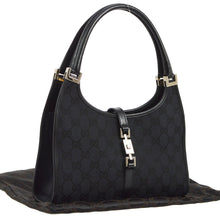 Gucci GG Jackie Canvas Bag