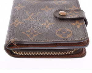LOUIS VUITTON Monogram Compact Zippé Wallet on Etsy