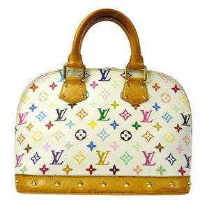 LOUIS VUITTON Multicolore Alma on sale