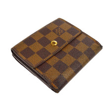 LOUIS VUITTON DAMIER ELISE WALLET