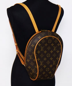 LOUIS VUITTON Monogram Ellipse Backpack
