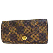 Louis Vuitton Damier Ebene Key Case