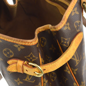 Louis Vuitton Batignolles Horizontal Tote Bag