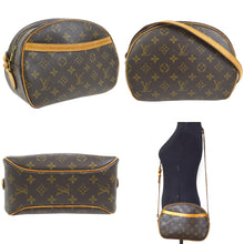 LOUIS VUITTON Monogram Blois Crossbody