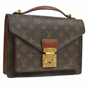 LOUIS VUITTON Monogram Monceau 26