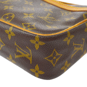 LOUIS VUITTON Vintage Monogram Compiegne 23 on etsy