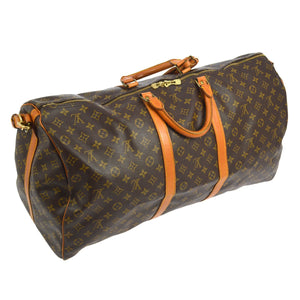 Louis Vuitton Monogram Keepall 60 Bandoulière, buy authenticated Louis Vuitton bags at Louxury boutique italy