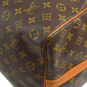 Louis Vuitton Monogram Keepall 60 Bandoulière