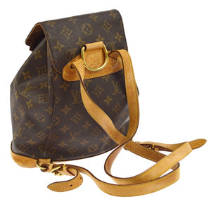 Louis Vuitton Montsouris MM Backpack the real real